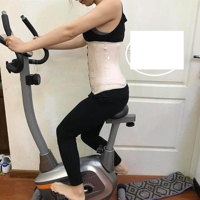 Giảm mỡ bụng an toàn bằng cách tập gym