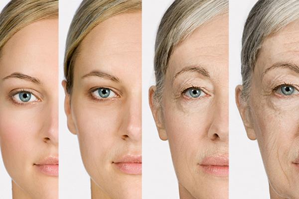 Những đối tượng gặp phải lão hóa da