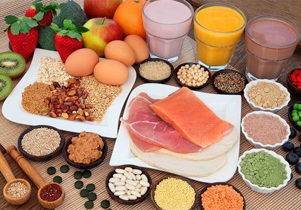 Chế độ ăn uống khoa học giúp cải thiện mông lép
