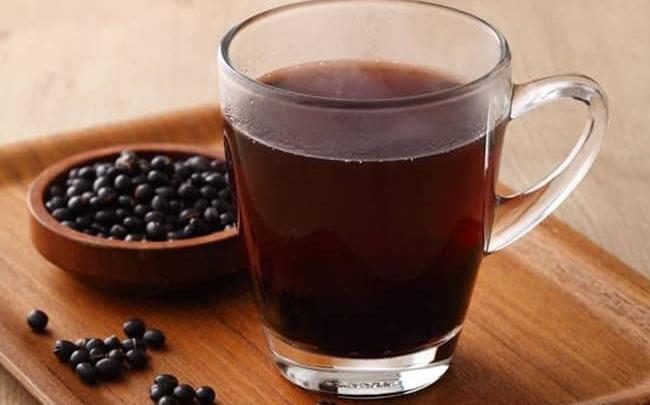 Nước đậu đen tốt cho quá trình giảm cân