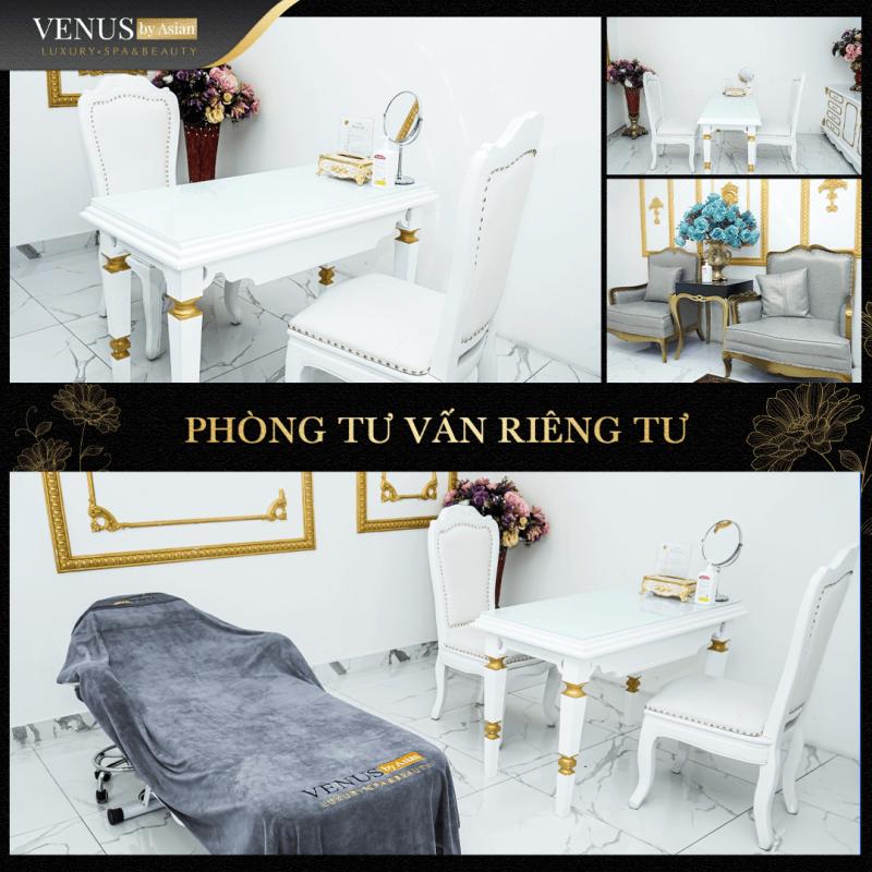 Venus by Asian áp dụng các công nghệ tiên tiến, công nghệ nội soi hiện đại từ Hàn Quốc