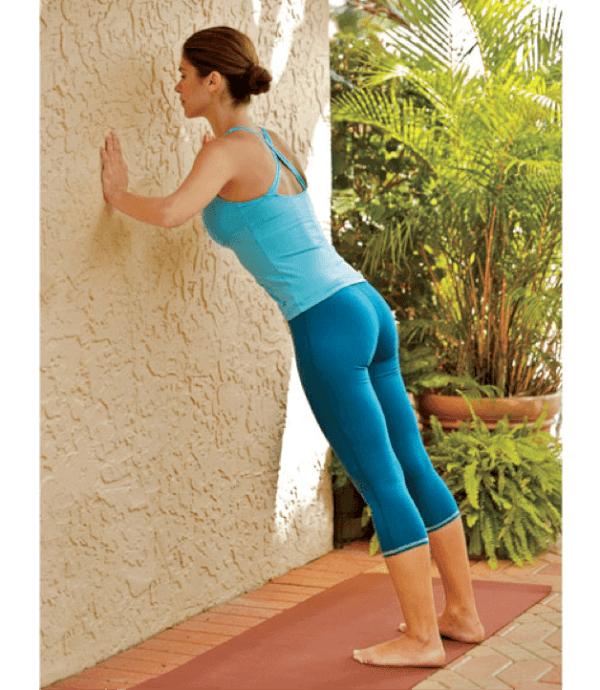 Cách làm chân thon gọn với tập gym