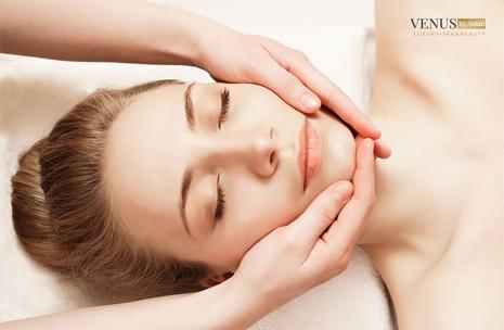 Hạ gò má cao tự nhiên bằng massage