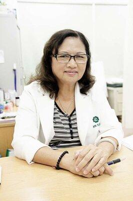 Bác sĩ Huỳnh Thị Trọng, Bệnh viện An Sinh, TP HCM.