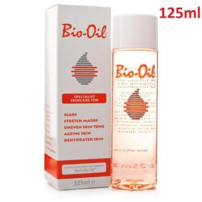 Kem Bio Oil giúp trị rạn da sau sinh
