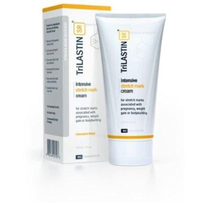 Kem trilastin giúp trị rạn da sau sinh