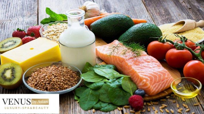 Ăn các loại thực phẩm tốt cho sức khỏe