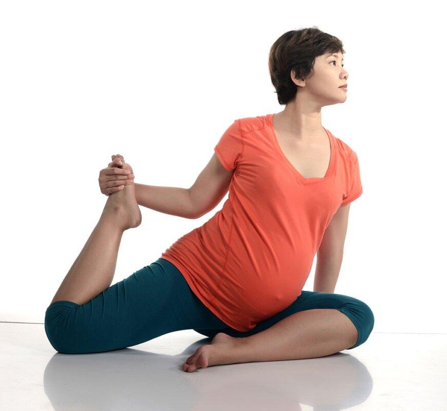 Mẹ bầu cần thường xuyên tập thể dục thể thao