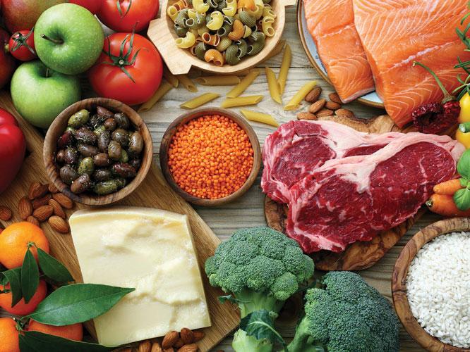 Chế độ ăn kiêng giảm mỡ bụng