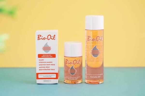 Tinh dầu Bio-Oil Specialist Skincare được các mẹ bầu tin dùng vì thành phần lành tính, hiệu quả trị rạn cao
