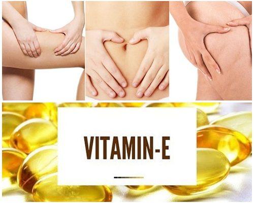 Trị rạn tuổi dậy thì bằng dầu massage giàu vitamin E