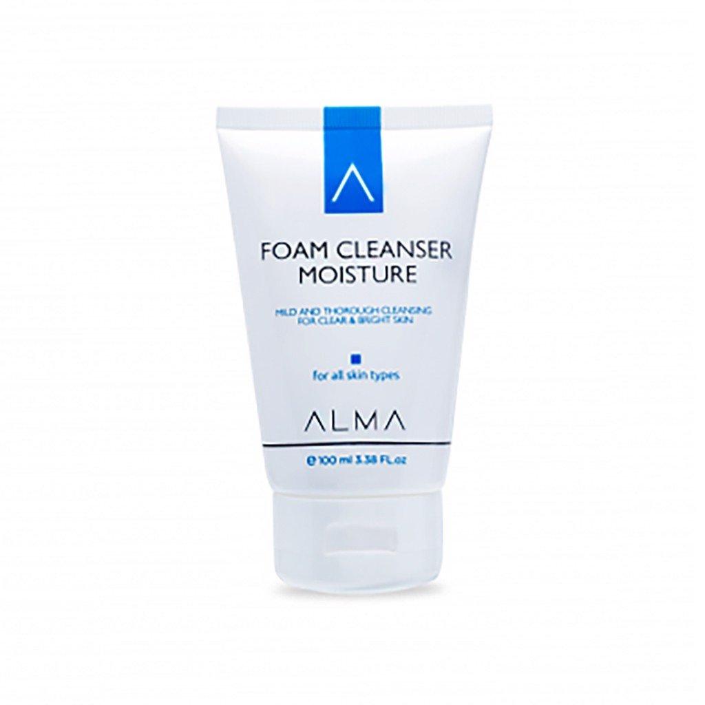 Sữa rửa mặt Atomy Evening Care Foam Cleanser vừa làm sạch sâu da mặt và kháng khuẩn
