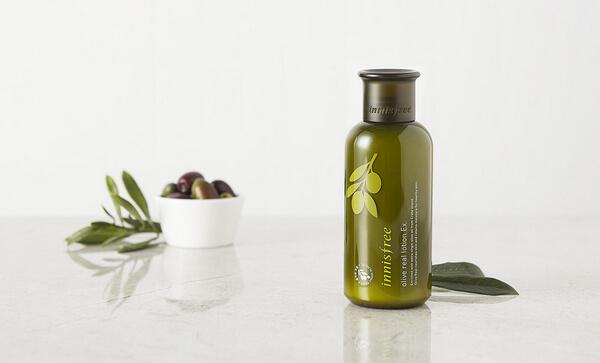 Innisfree Olive Real Lotion EX giữ ẩm mạnh mẽ cho làn da được ẩm mượt
