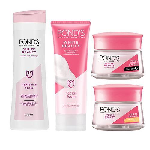 Pond's White Beauty có đầy đủ những dưỡng chất cần thiết cho làn da