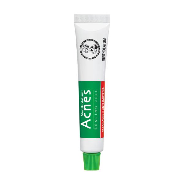 Acnes Sealing Jell giúp làm se nhân mụn và đẩy lùi quá trình hình thành mụn mới