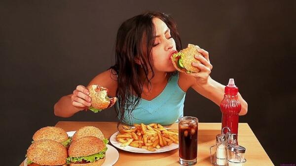 Chế độ dinh dưỡng không đảm bảo