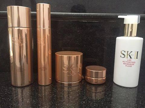 Bộ sản phẩm cao cấp nhất của SK-II và phù hợp với mọi loại da