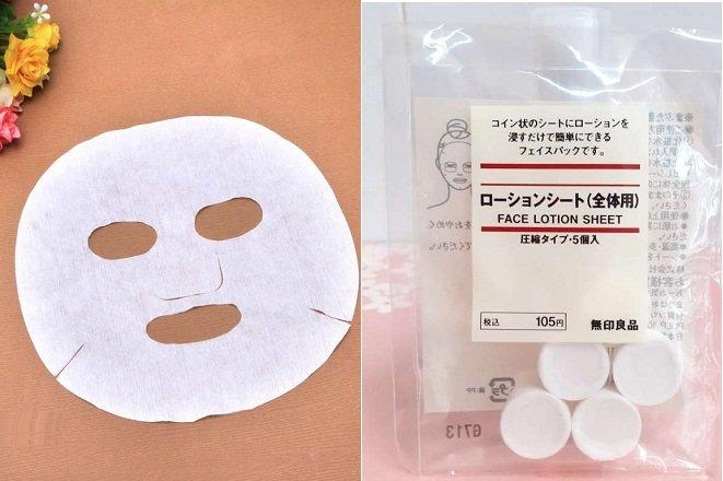 Mặt nạ giấy rất thịnh hành ở Nhật, Hàn