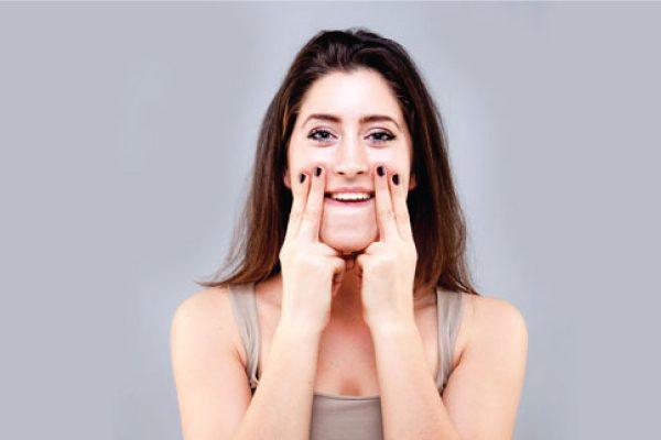 Các bài tập giảm mỡ mặt cho nữ tại nhà