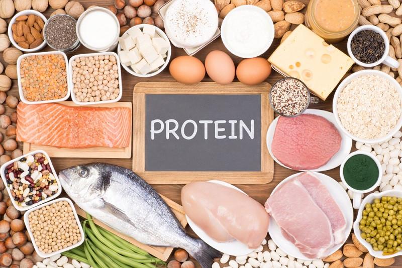 Thực đơn thêm protein, giảm tinh bột
