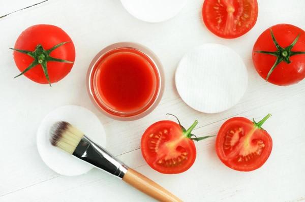 Cà chua có dưỡng chất làm trắng da đã được người xưa phát hiện