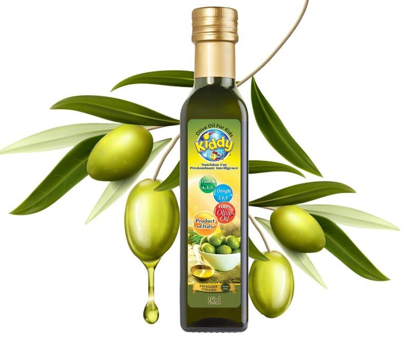 Dầu oliu chống oxy hóa mạnh có tác dụng dưỡng ẩm