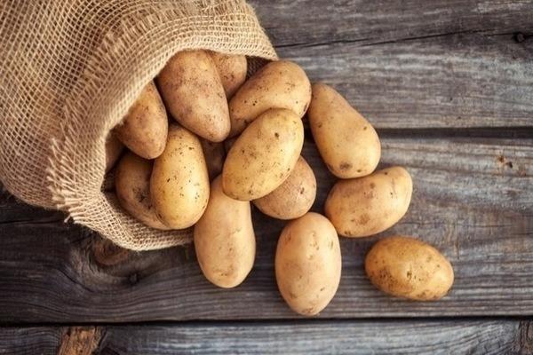 Khoai tây có thể làm trắng da nếu sử dụng trong một thời gian nhất định