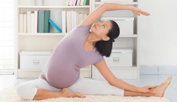 Luyện thể dục đều đặn giúp làn da không mất đi sự đàn hồi