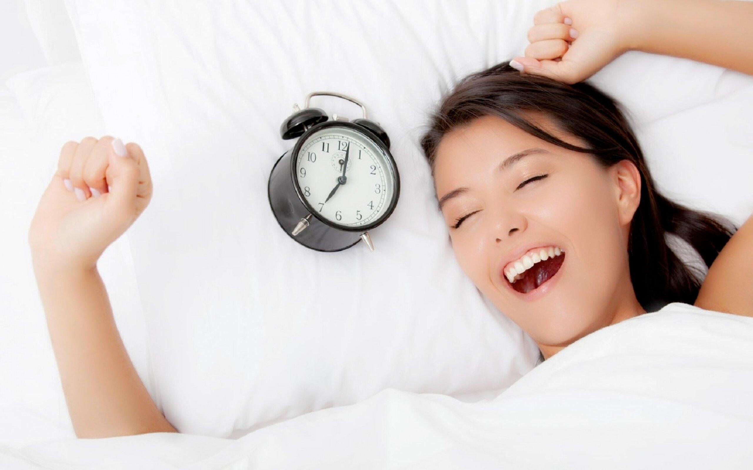 Ngủ vào ban đêm giúp sản sinh ra các tế bào mới cần thiết cho da