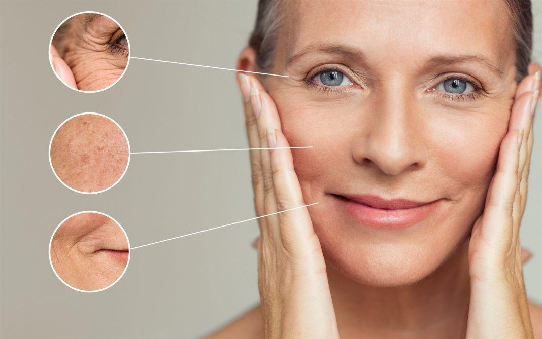 Có rất nhiều nguyên nhân khiên bạn bị lão hóa da