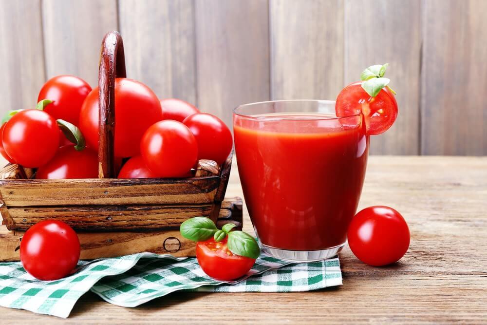 Cà chua nổi tiếng chứa nhiều các loại vitamin khác nhau