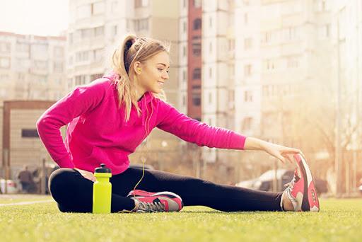 Tập thể dục thường xuyên có thể tăng cường sức khỏe, giảm stress