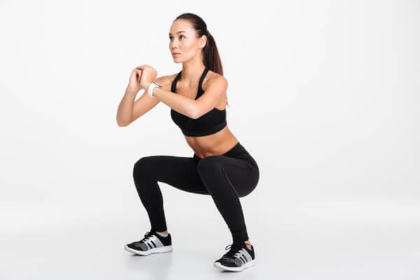 Tập luyện góp phần giảm mỡ mông hiệu quả