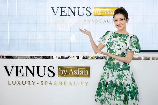 Phòng khám Venus By Asian là địa chỉ làm đẹp tin cậy của nhiều sao Việt