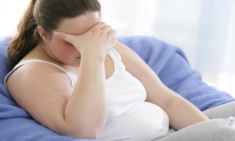 Phải biết được hậu quả nghiêm trọng của béo phì khi mang thai