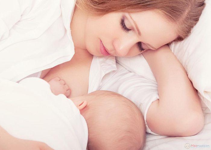 Sau sinh là khoảng thời gian dễ giảm cân nhất.