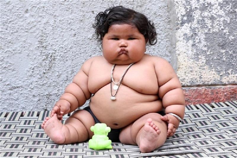 Có tới 32% trẻ có nguy cơ mắc béo phì ở 9 tháng tuổi và 34% khi trẻ đạt 2 tuổi.