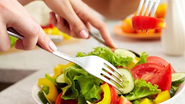 Chia nhỏ khẩu phần ăn nhưng vẫn đảm bảo dinh dưỡng