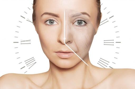 Có hai nhóm nguyên nhân chính dẫn đến lão hóa da.