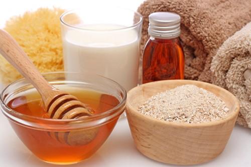 Bột yến mạch giúp làm sạch da của bạn một cách triệt để
