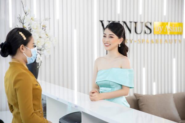 Phòng khám Venus By Asian là địa chỉ làm đẹp tin cậy của nhiều sao Việt.