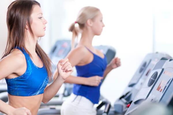 Tập các bài tập thể dục riêng cho vùng ngực