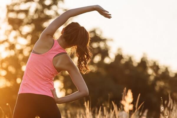 Tập thể dục giúp các mạch máu lưu thông một cách tốt hơn