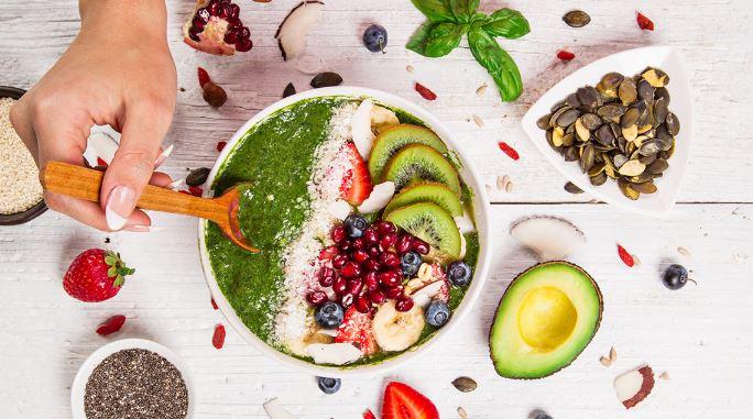 Thay đổi chế độ ăn uống một cách lành  mạnh