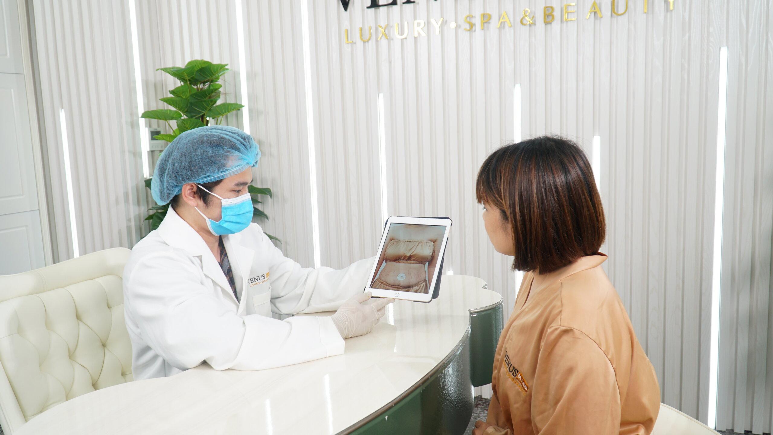 Venus by Asian trở thành thương hiệu được khách hàng tin tưởng và đánh giá cao
