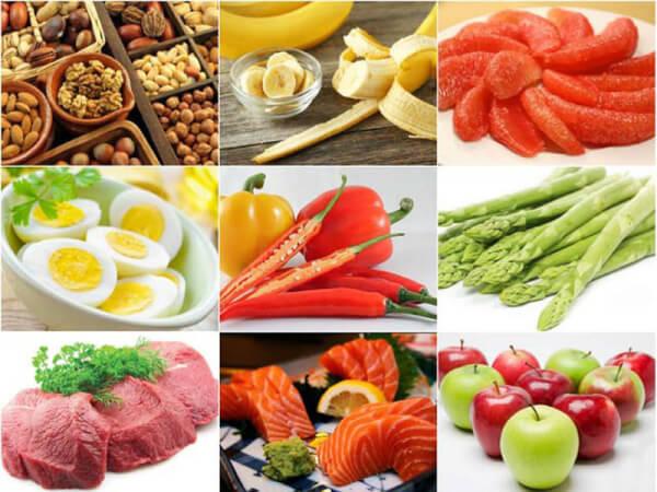 Nguyên tắc lên thực đơn chính là giảm lượng calo tiêu thụ mỗi ngày.