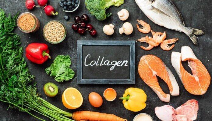 Collagen là một loại protein tự nhiên quan trọng và giúp làn da đàn hồi