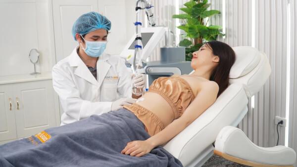 Công nghệ Laser Ultrapulse Plus sạch rạn chỉ sau 1 lần thực hiện