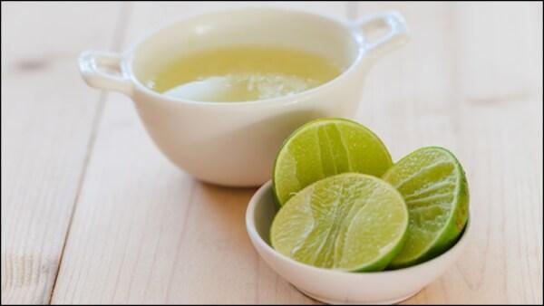 Chanh chứa nhiều acid giúp tẩy tế bào chết và làm sáng da
