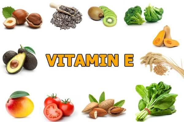 Ăn uống thực phẩm chứa vitamin E vừa giúp rạn nhanh mờ còn tốt cho cơ thể